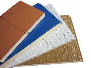 Polyurethane Wall Cladding
