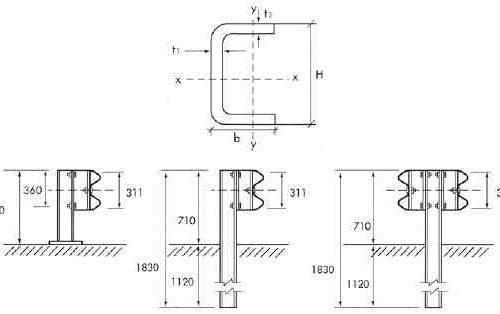 Steel Beam Roll Forming Machine